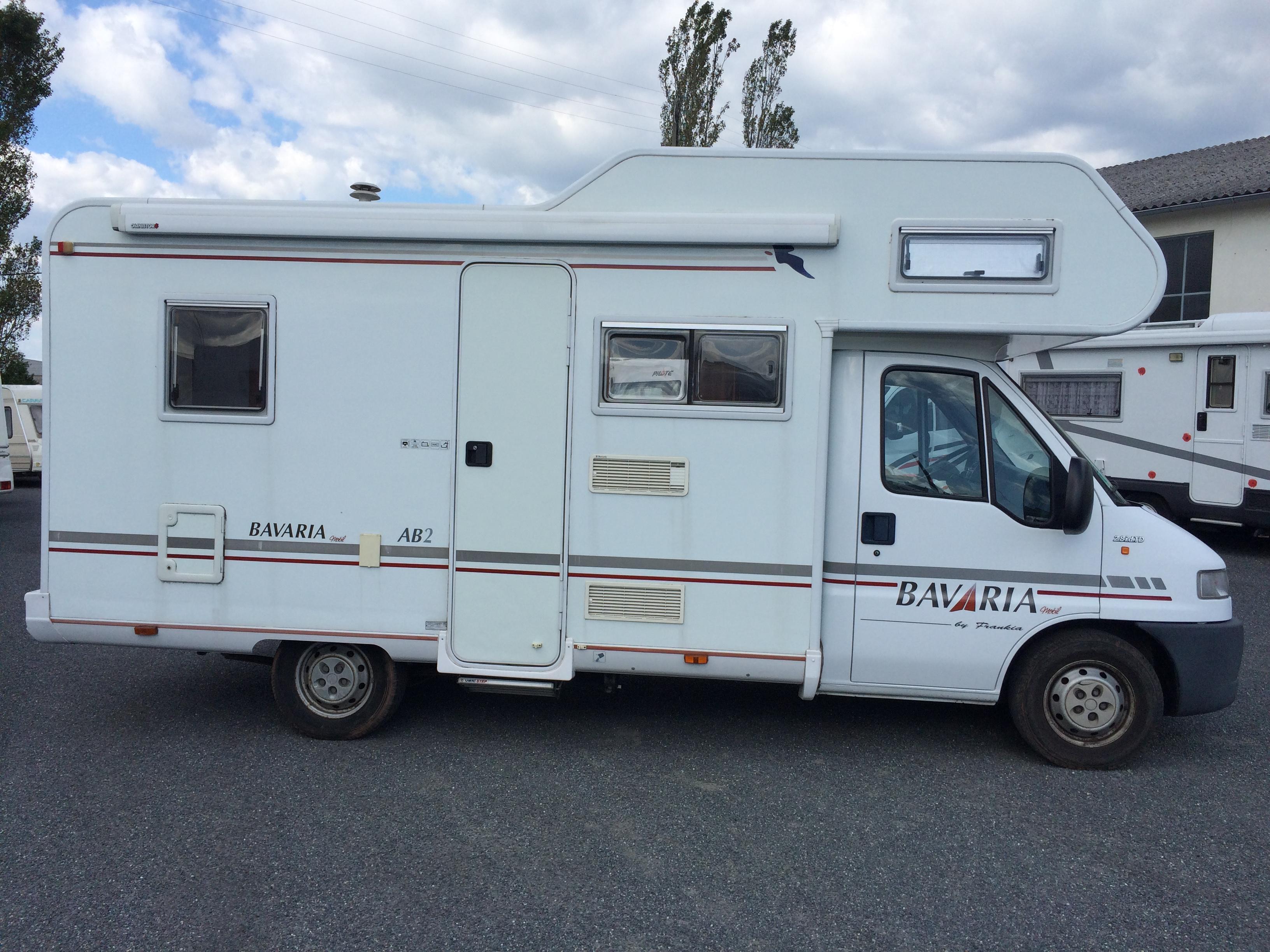bavaria ab 2 aveyron camping car. Black Bedroom Furniture Sets. Home Design Ideas