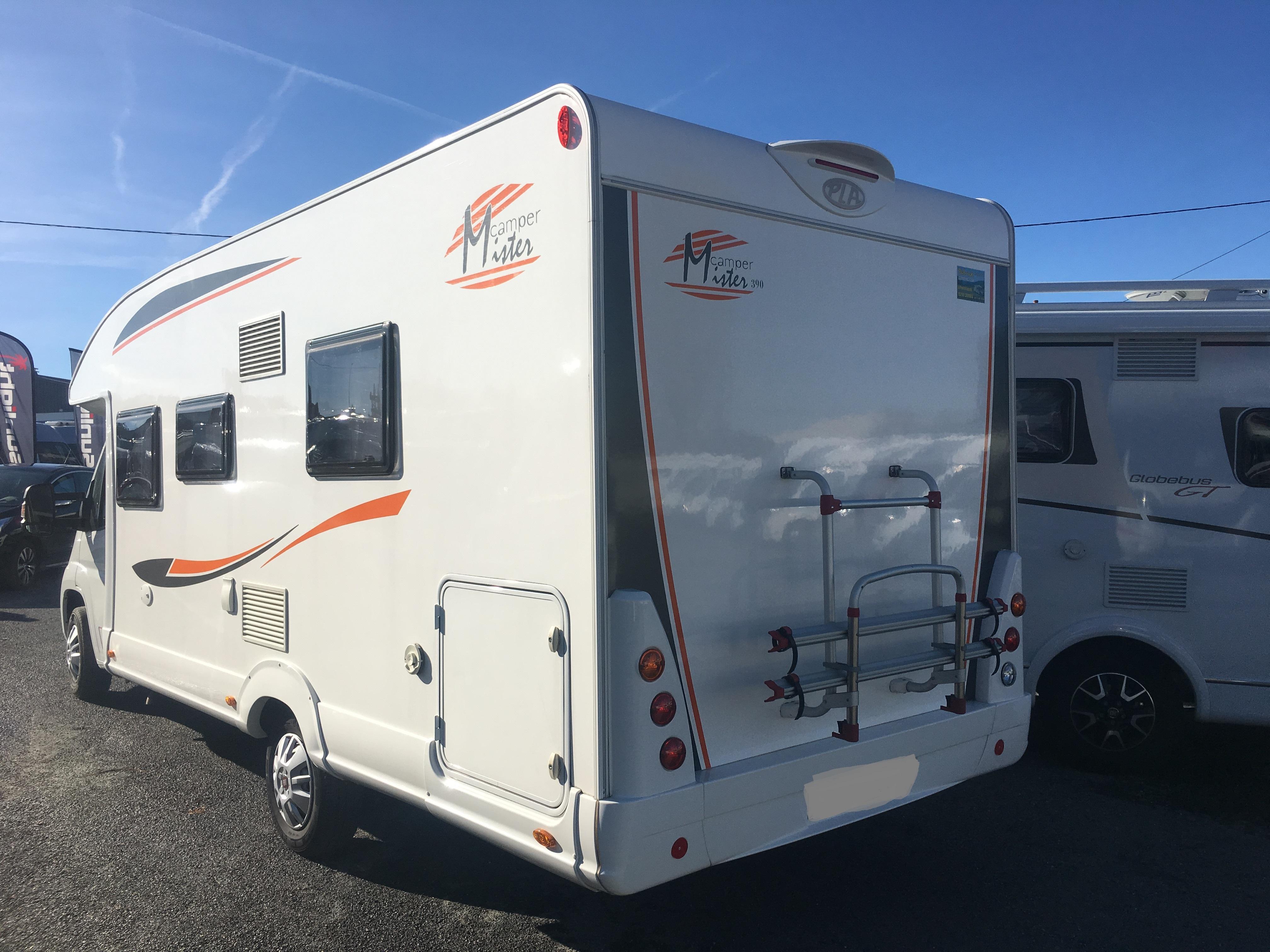 pla mister camper 390 aveyron camping car. Black Bedroom Furniture Sets. Home Design Ideas
